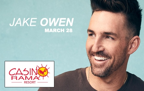 Jake Owen [POSTPONED]