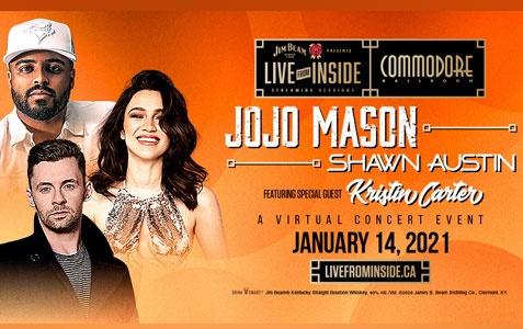 JoJo Mason, Shawn Austin, Kristin Carter Live From Inside
