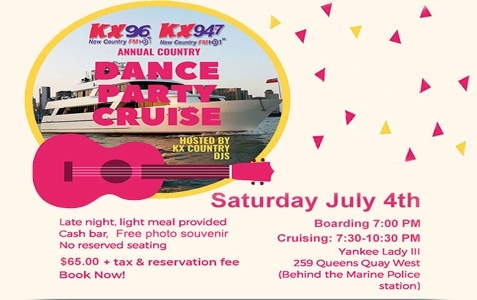 KX Country Dance Party Cruise